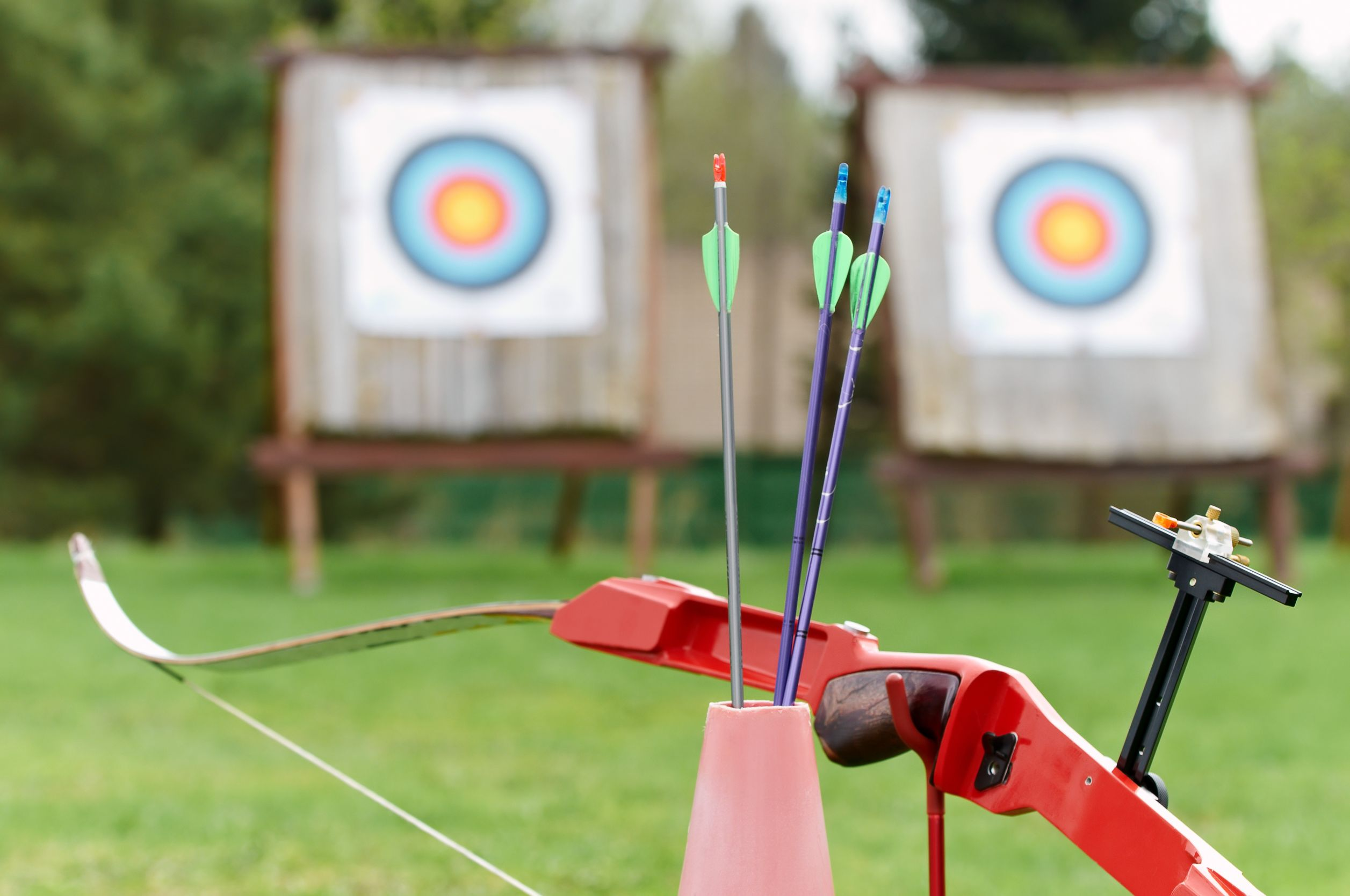 Archery for Company Family Fun Day Midlands, Segways for Company Family Fun Day Midlands, Shooting Activities for Company Family Fun Day Midlands