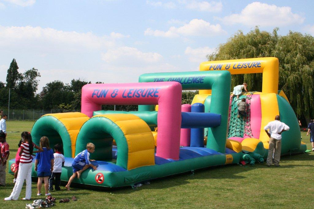 School Sports Day for Company Family Fun Day Midlands
